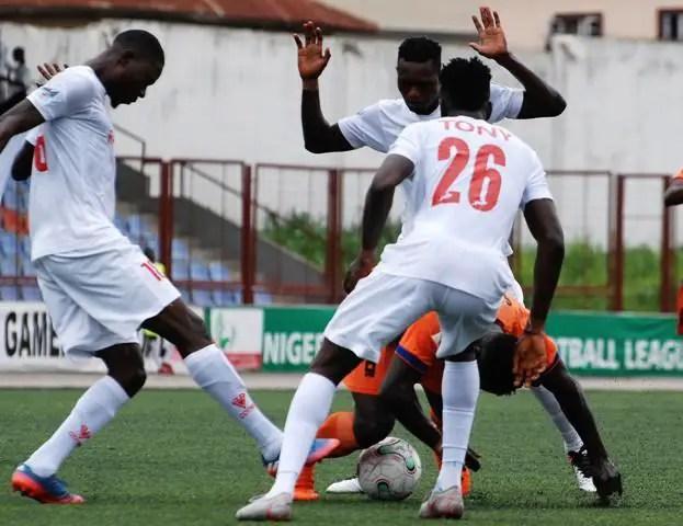 Ogunbote Urges Rangers Win Over Lobi In Enugu To Extend Unbeaten Run