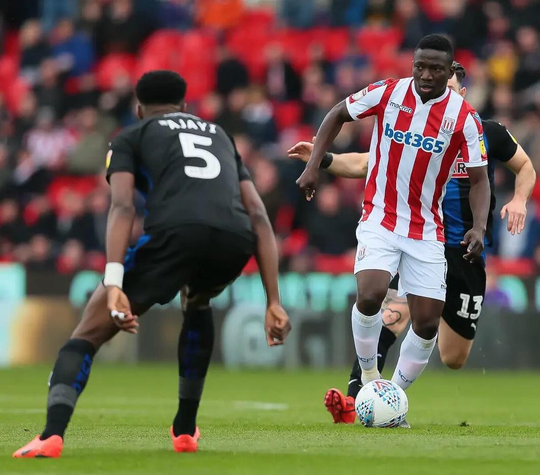 Etebo Nominated For Stoke City Player Of The Season Award