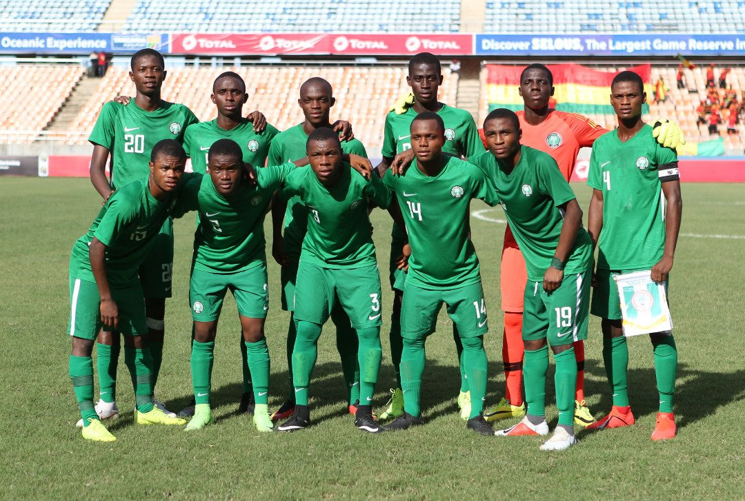 NFF To Eaglets: Failure To Win U-17 AFCON Is Challenge For World Cup Success