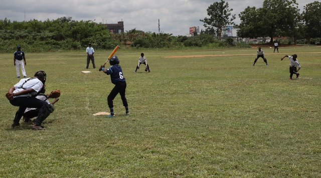 Winners Emerge In U.S. Consulate Supported Little League Baseball Tournament