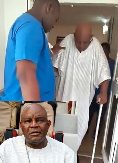 Odegbami: 'Chairman' Christian Chukwu Must Not Die o!