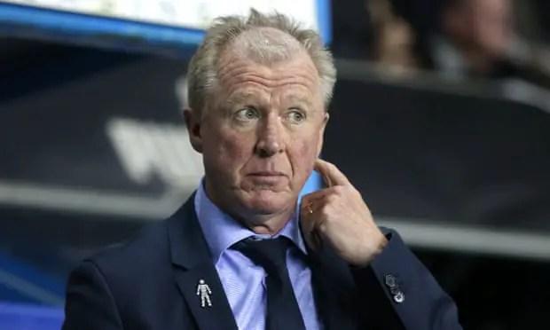 McClaren Sacked As QPR Boss