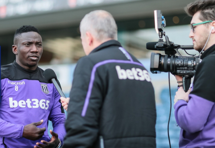 Etebo Wants Stoke City  Exit in January Transfer Window