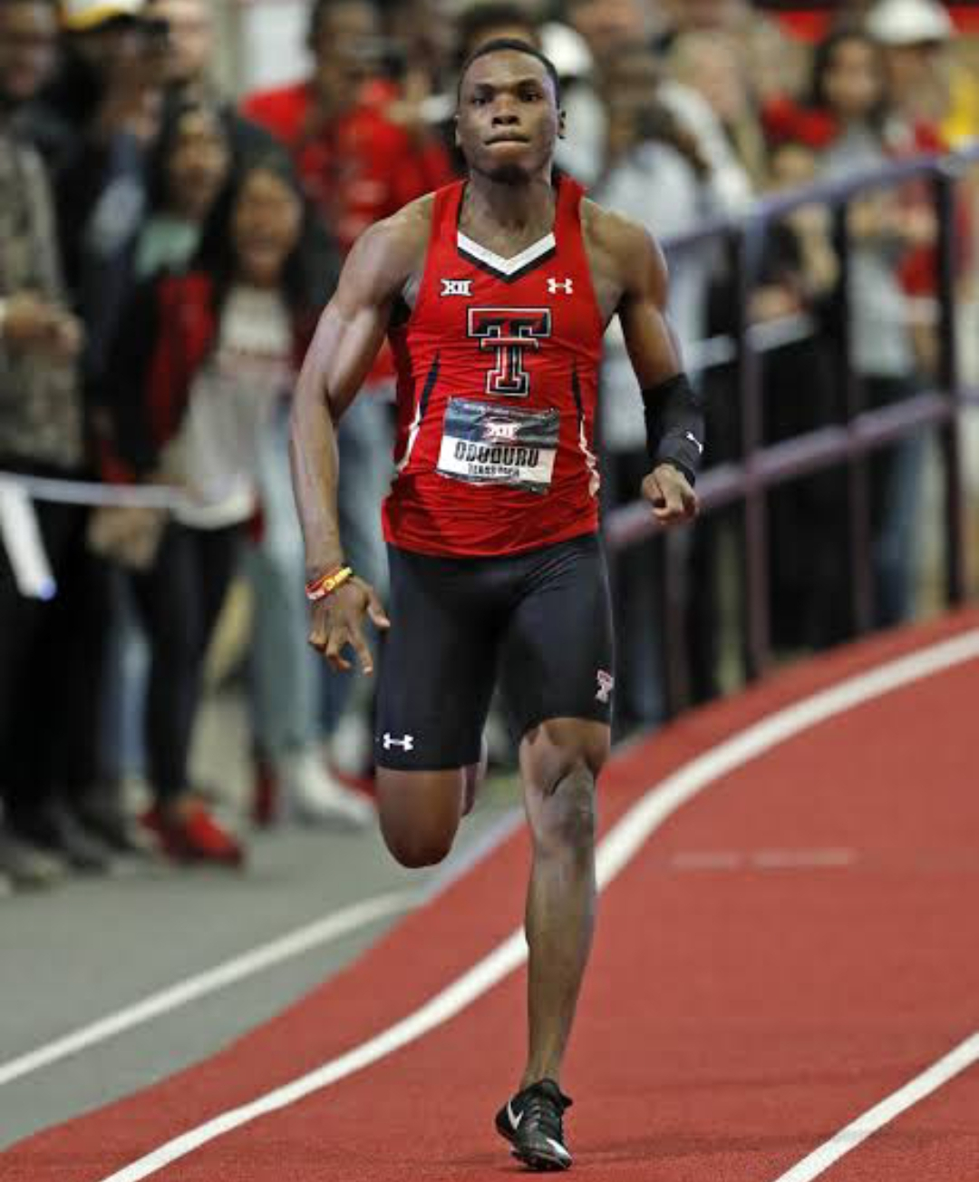 Oduduru: I worked For My 100/200m Feats At Michael Johnson Invitational
