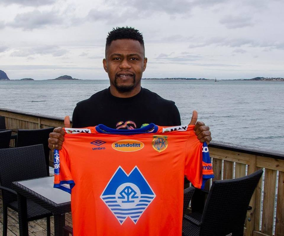 Uzochukwu Joins Aalesunds FK On A Short Term Deal