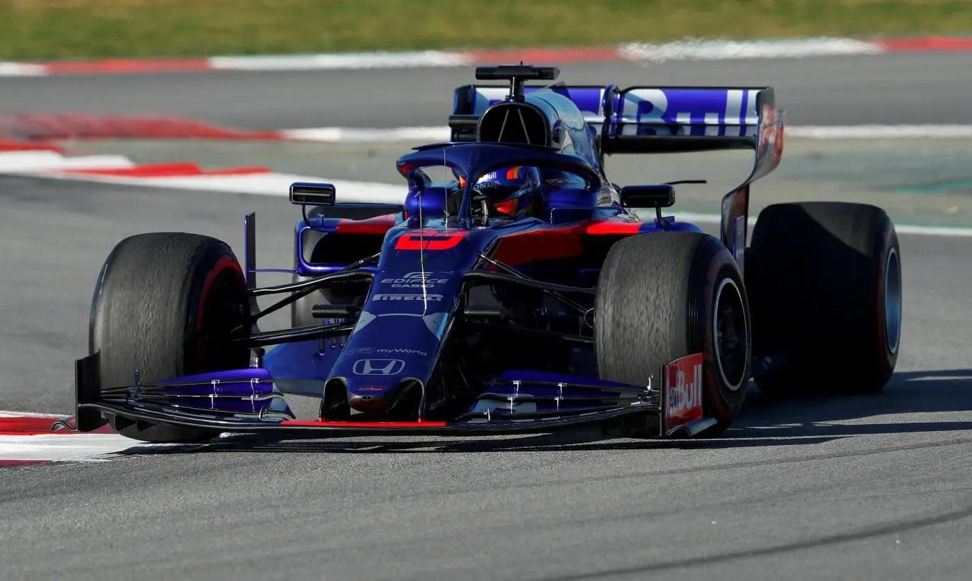 Albon Proud Of F1 Start