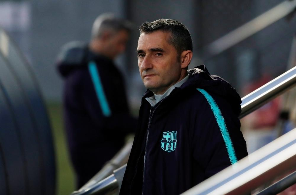 Atleti Game Not Definitive For Valverde