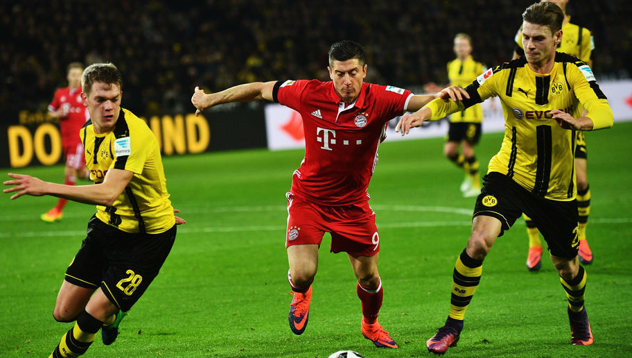 Bundesliga Round 28 Preview: Bayern Host Borussia In Potential Title Decider
