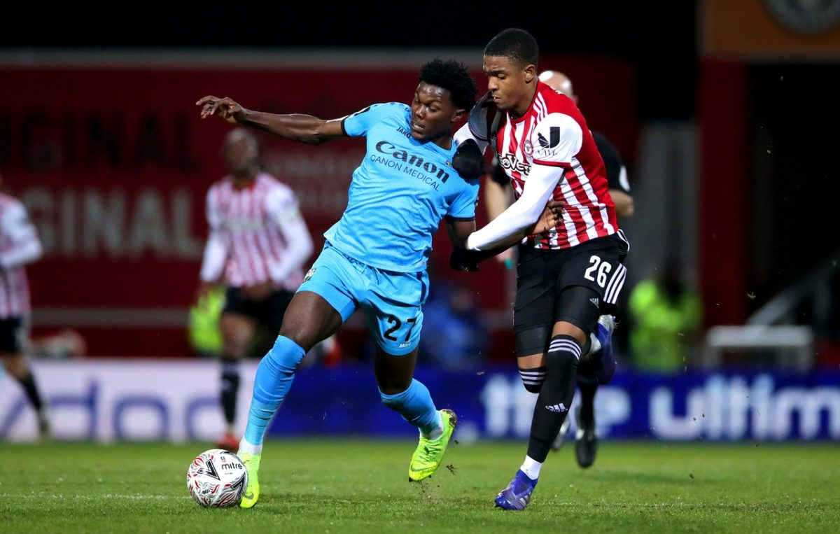 Brentford Boss Urges Palace Target To Stay