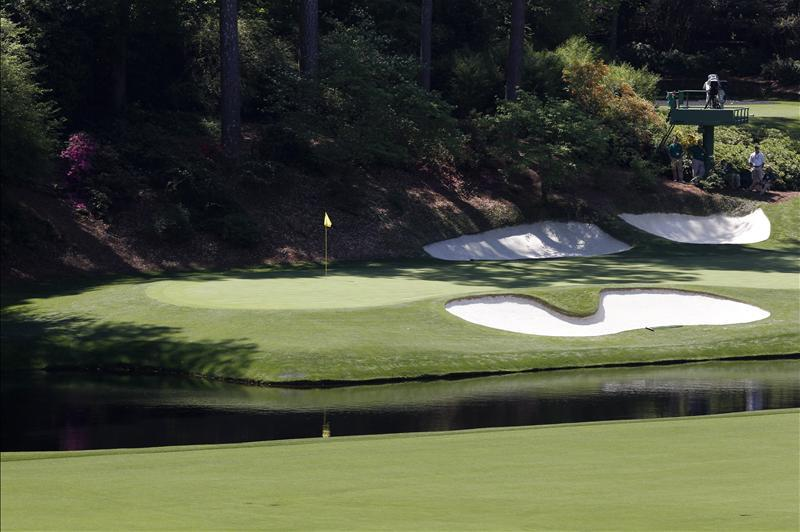 Conners Books Masters Spot With Texas win