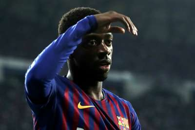 Barcelona Get Dembele Boost Ahead Of Atletico, Man Utd Games