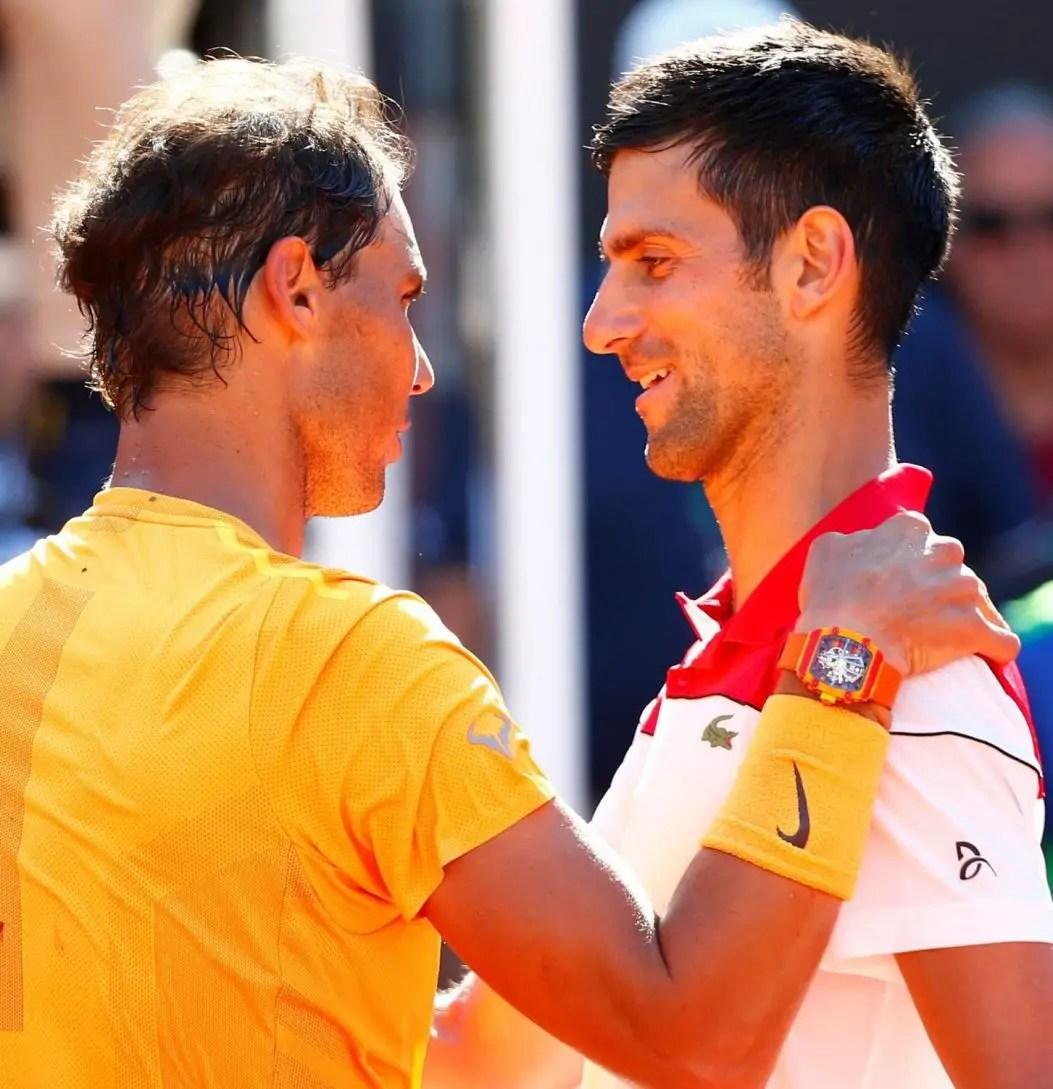 Djokovic and Nadal Progress In Monte Carlo