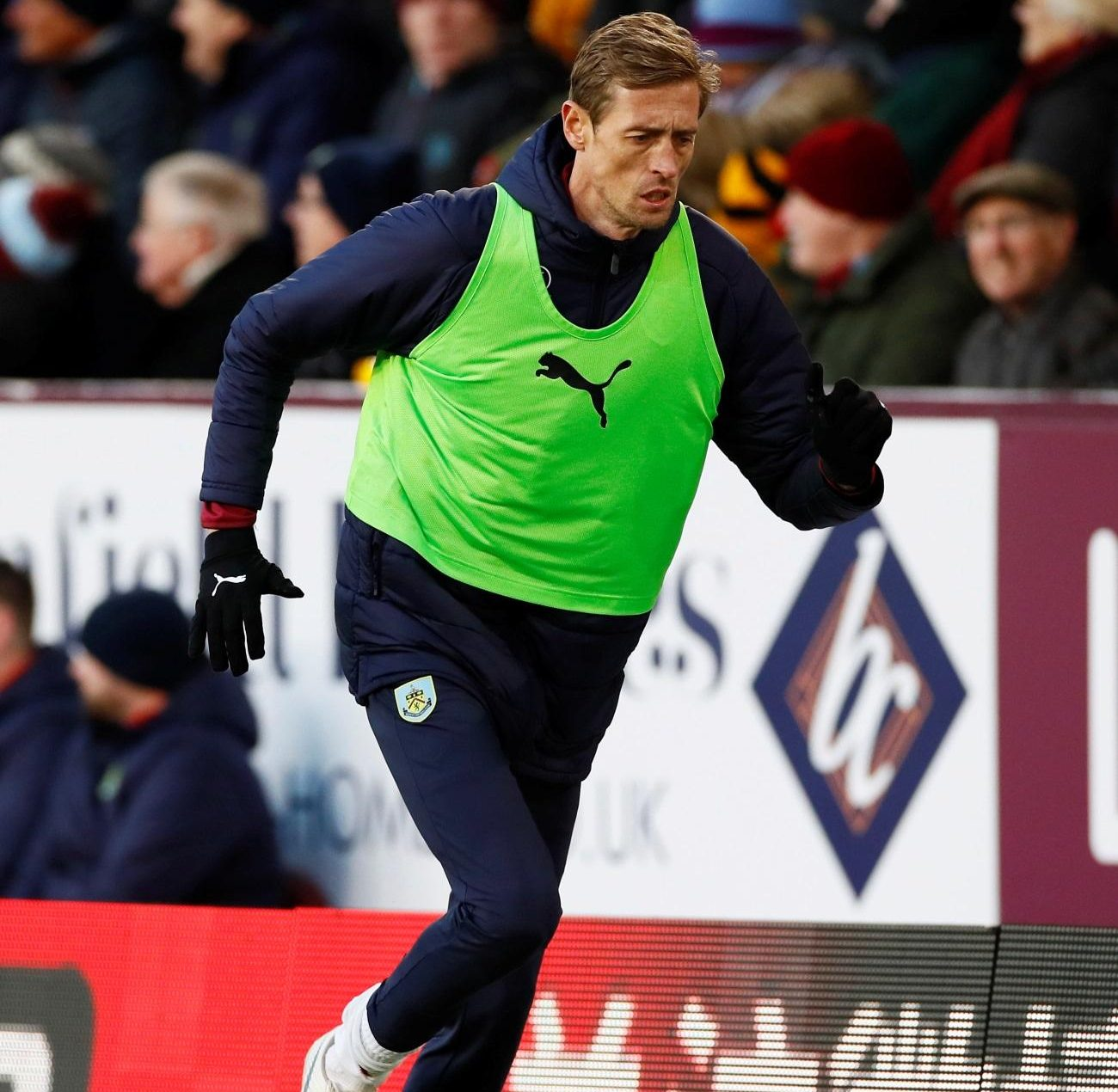 Dyche Unsure Of Crouch Return
