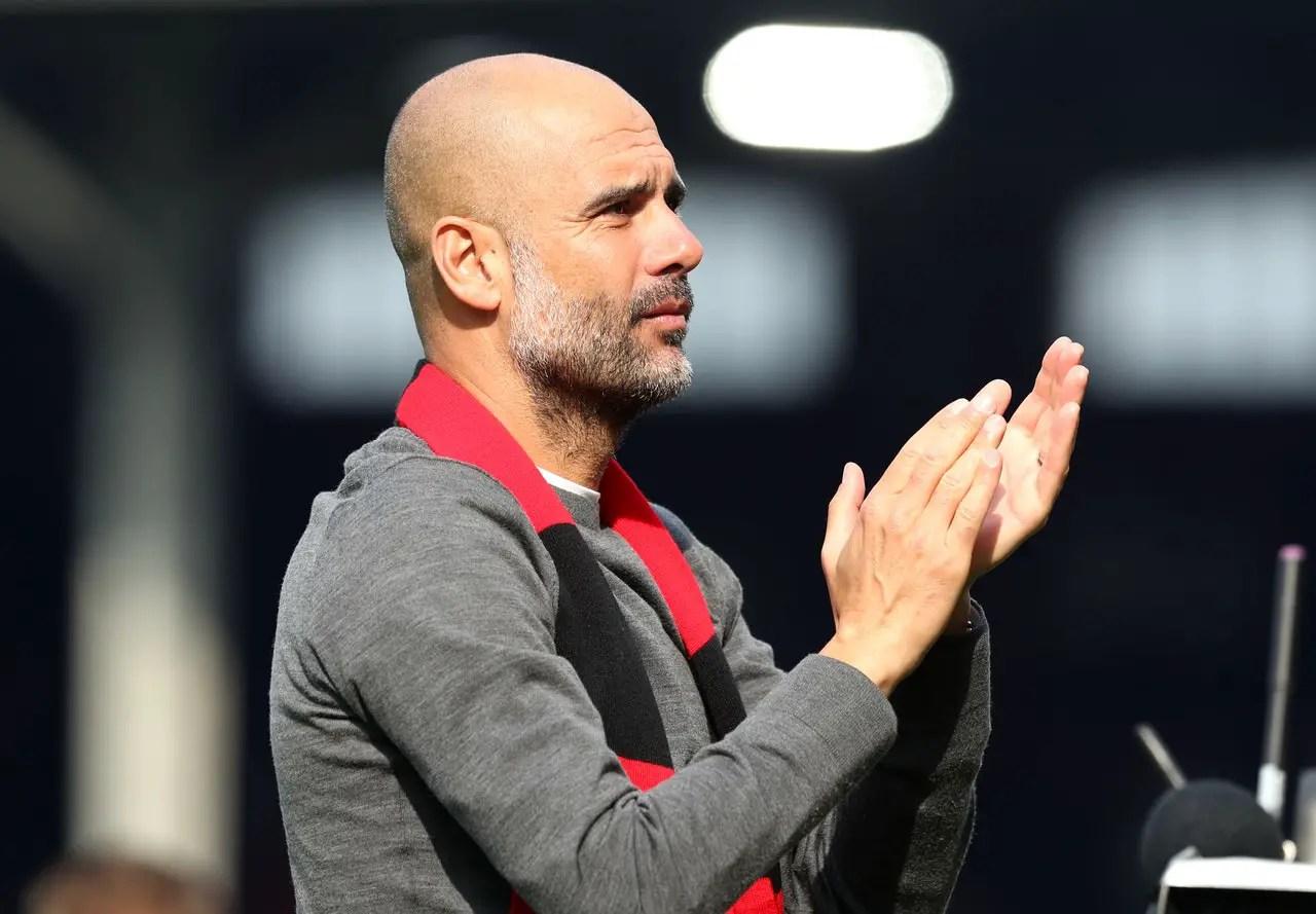 Guardiola Hints At Changes