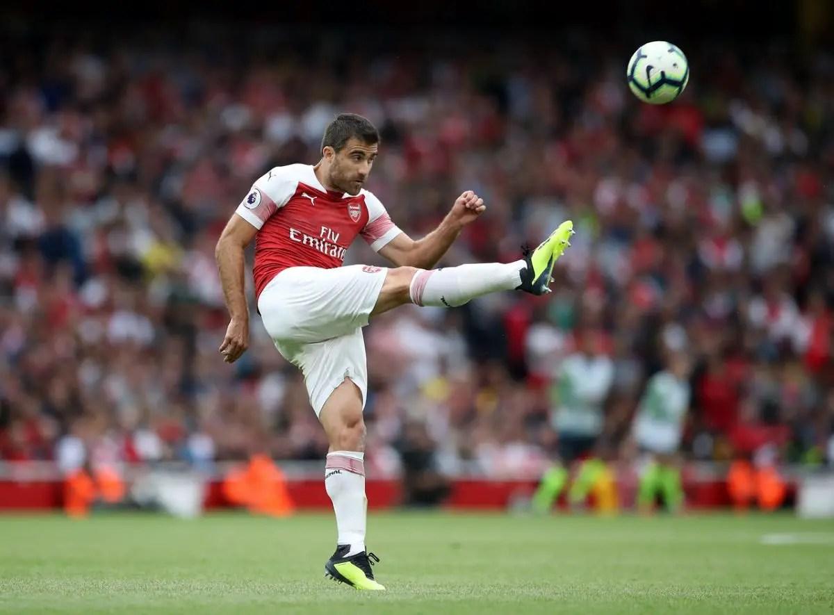 Arsenal Missing Defender