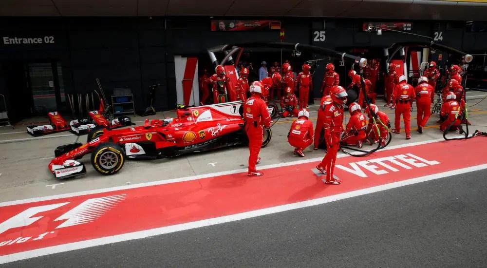 Hakkinen – Ferrari Cannot Mess Around
