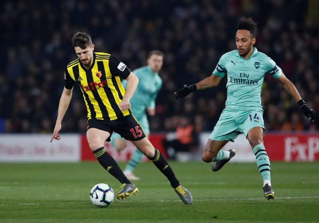 Watford Defender Proud Of Performance
