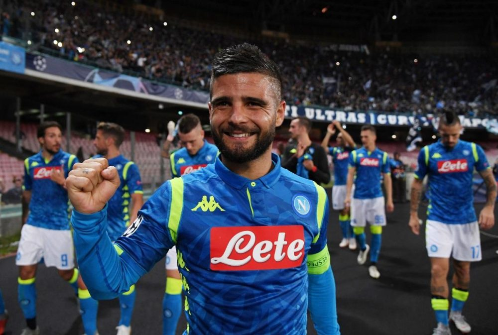 Insigne Won't Rule Out Napoli Exit