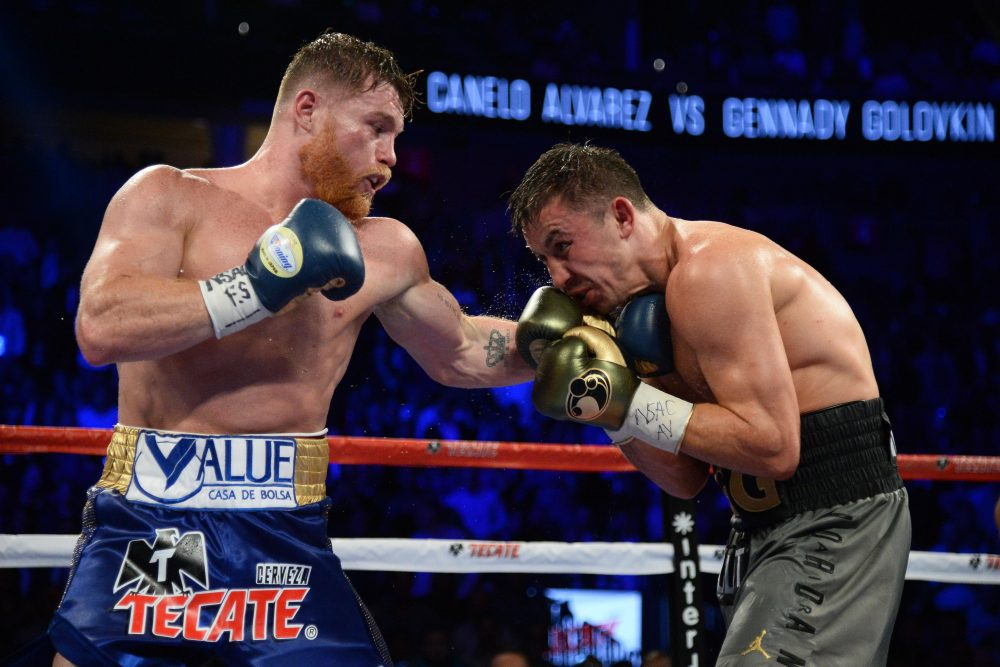 Jacobs To 'Bring Heat' On Canelo