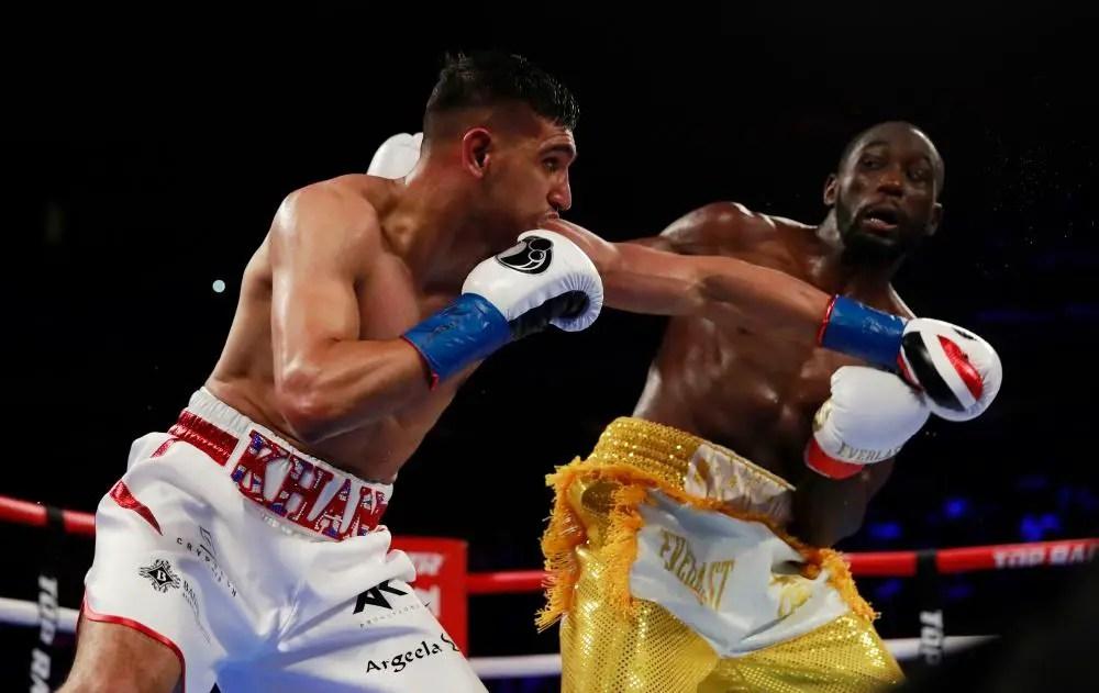 Khan Defends Crawford Withdrawal