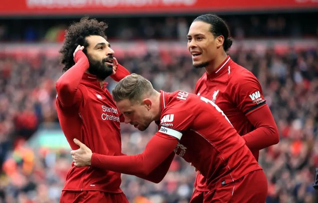 Klopp Hails Reds After Huge Win