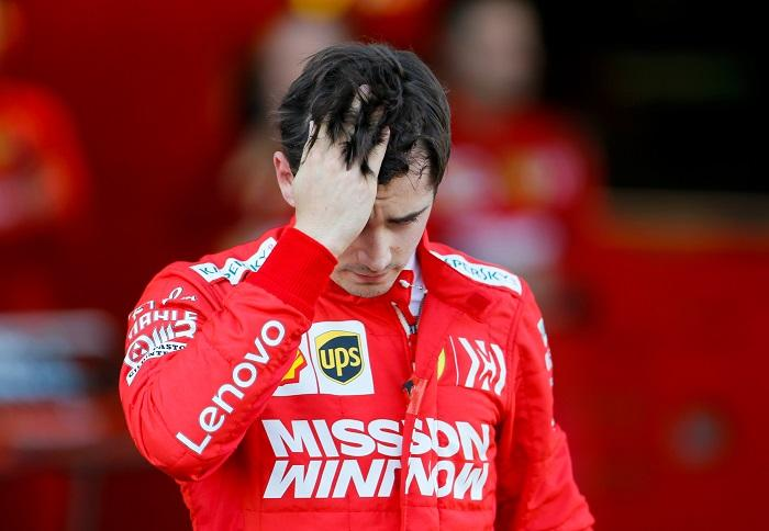 Leclerc Disappointed With Baku Display