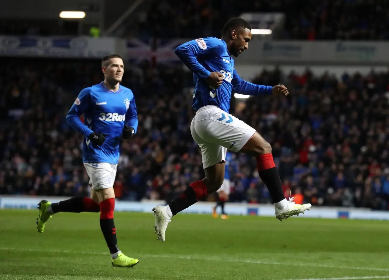 Marseille Eye Up Rangers Striker