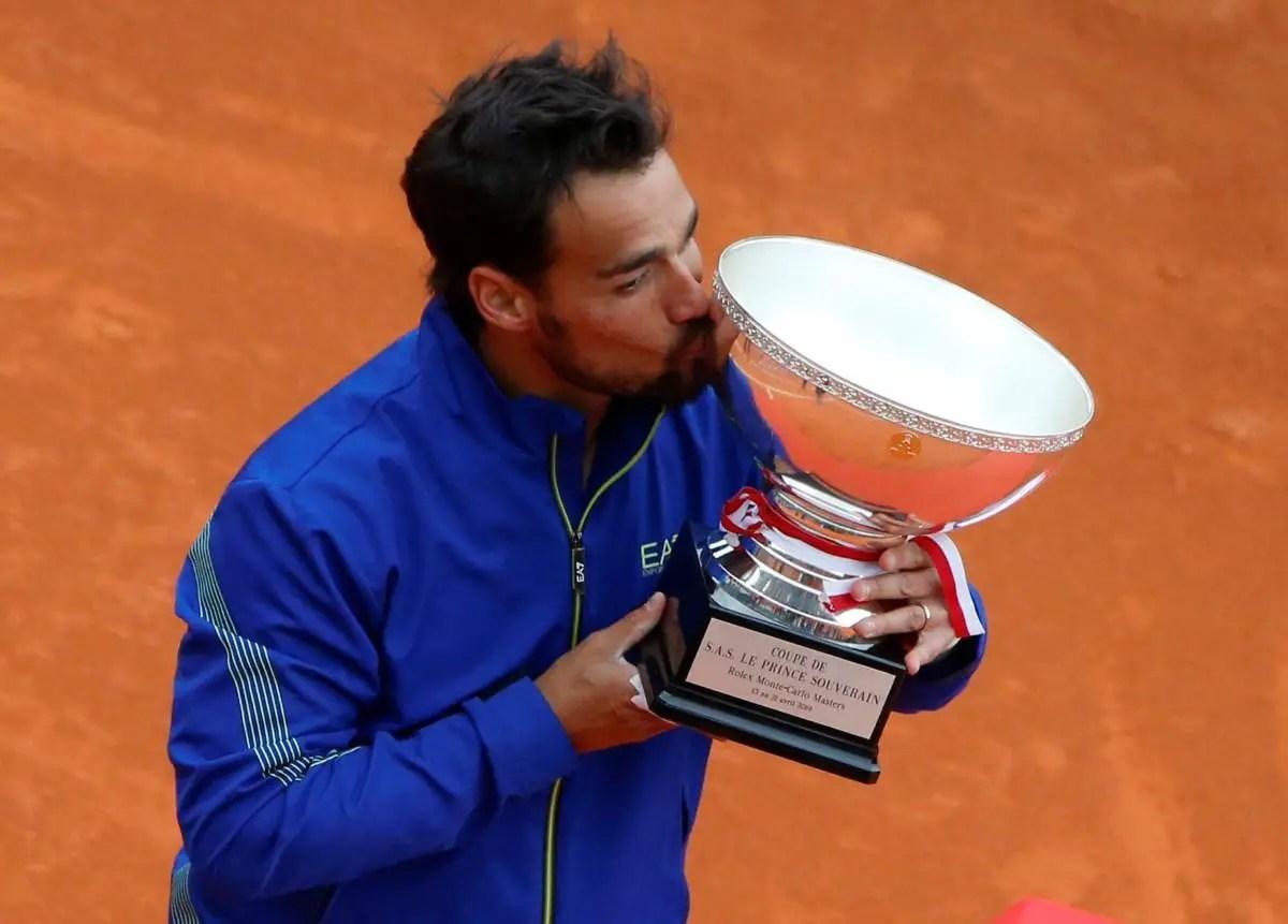 Monte Carlo Glory For Fognini