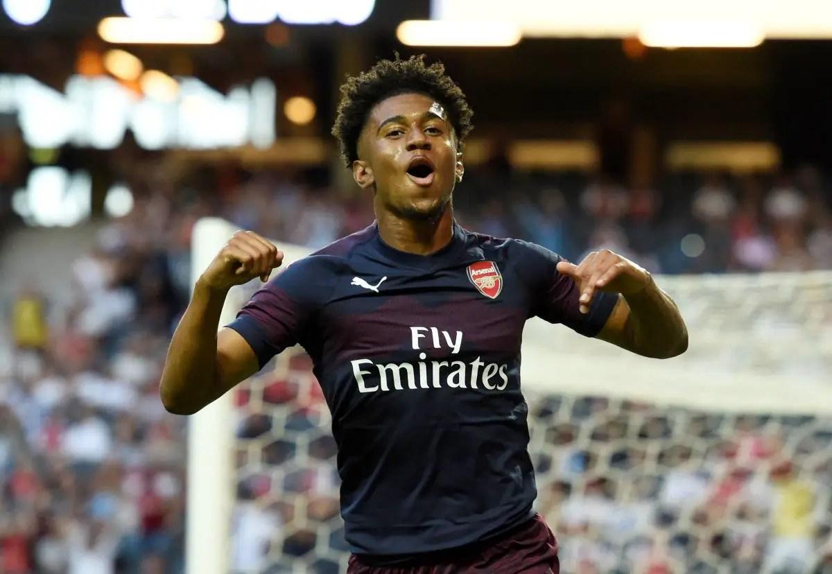 Nelson Focused On Arsenal Breakthrough