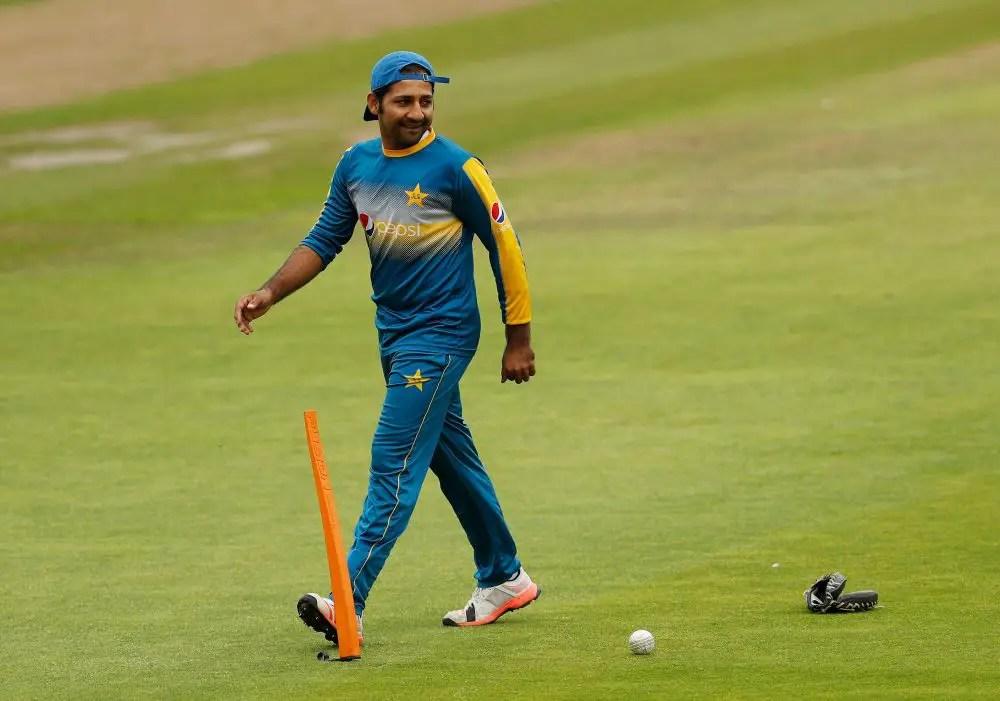 Pakistan Happy To Take Underdogs Tag