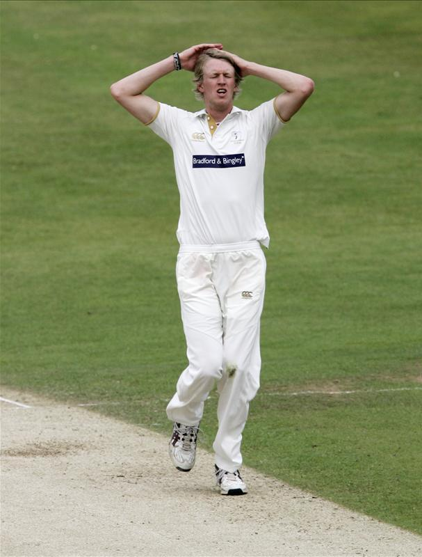 Patterson Revels In Yorkshire Win