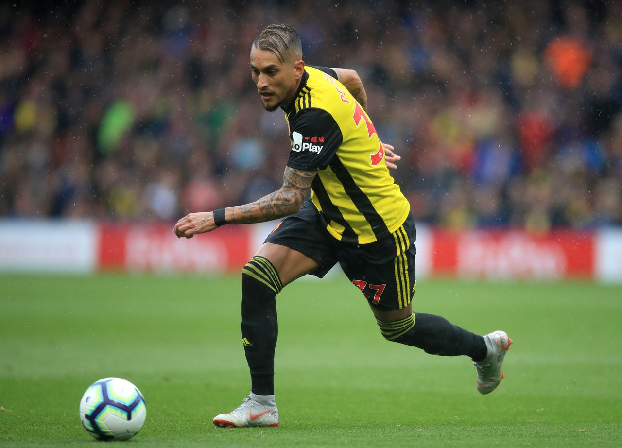 Pereyra A Doubt For Hornets Cup Outing