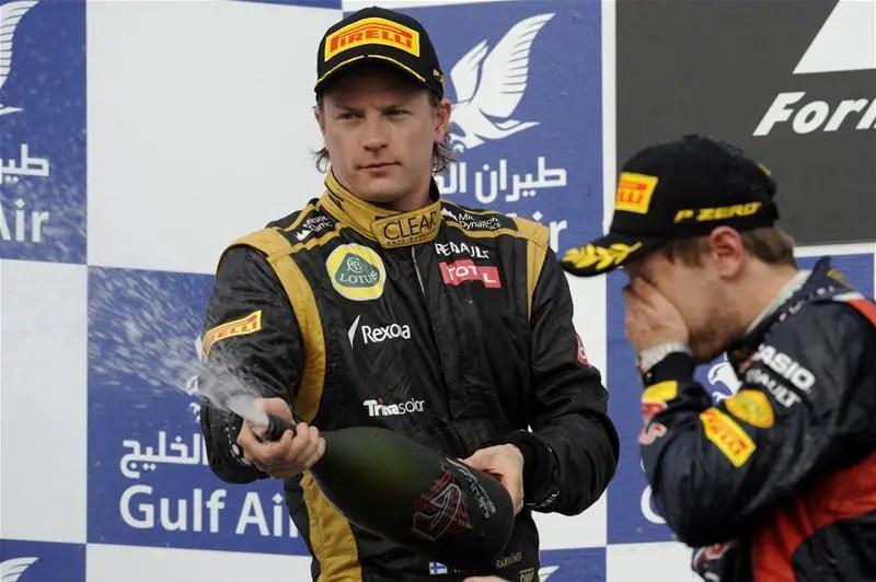 Raikkonen Pleased With New Aero Rules