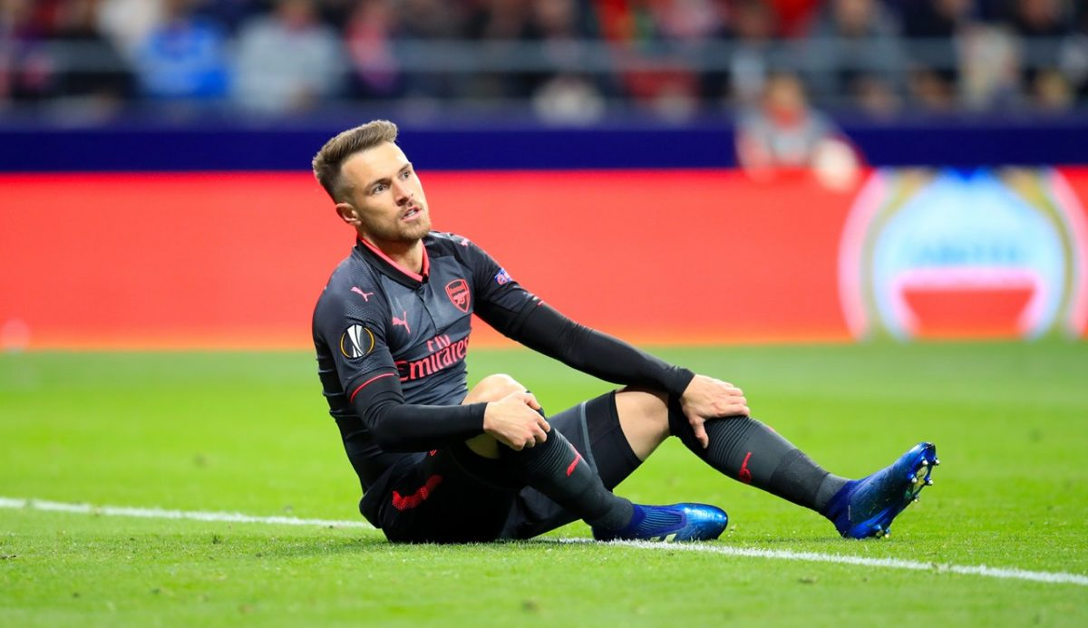 Ramsey Missing For Palace Visit