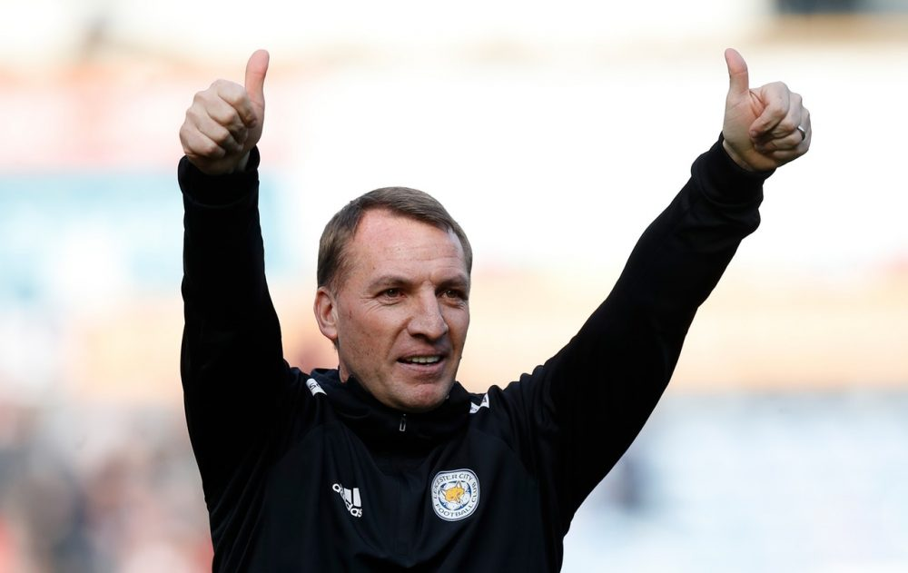 Rodgers Cools Euro Talk