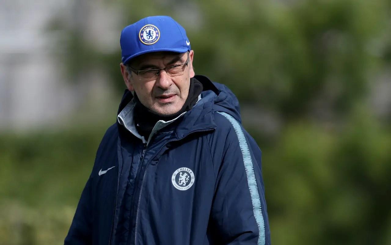 Sarri Hopes For Chelsea Stay