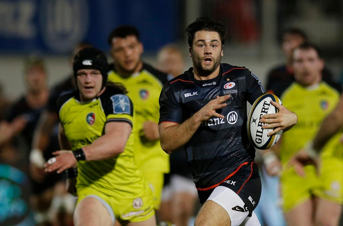 Taylor To Make Switch From Saracens To Saints