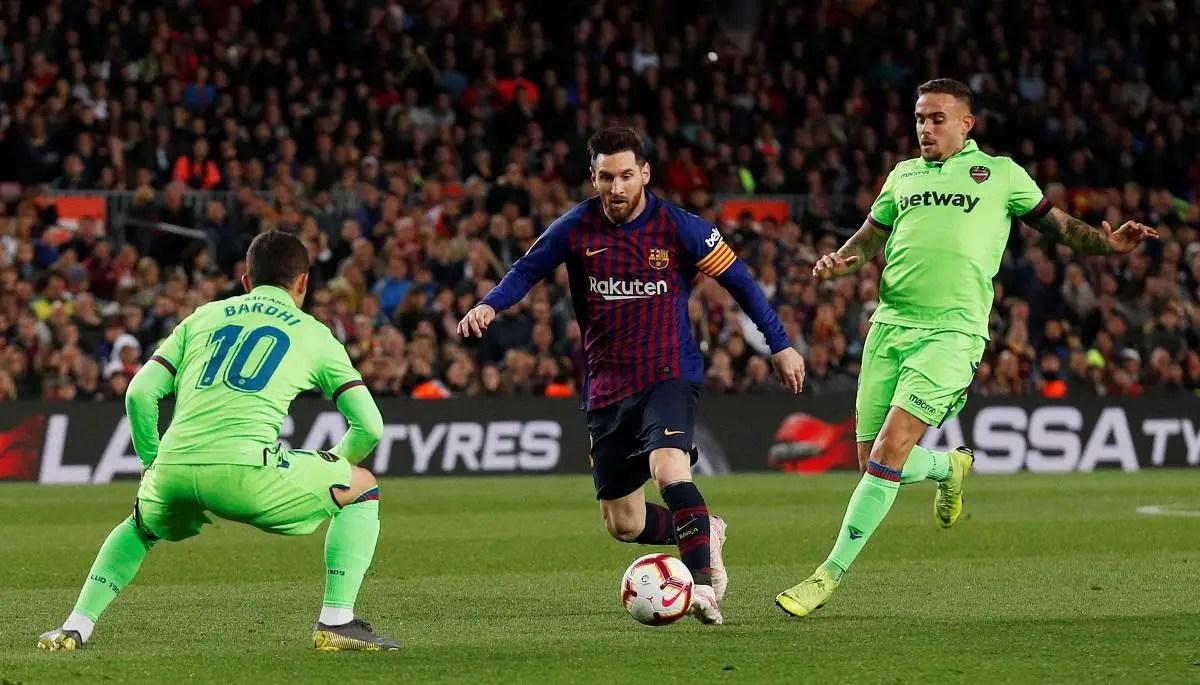 Valverde Praises Messi Influence