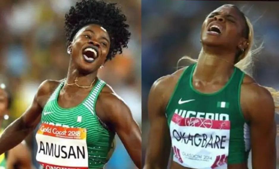 2019 IAAF Diamond League: Amusan Set For Doha Debut, Okagbare Seeks First Win