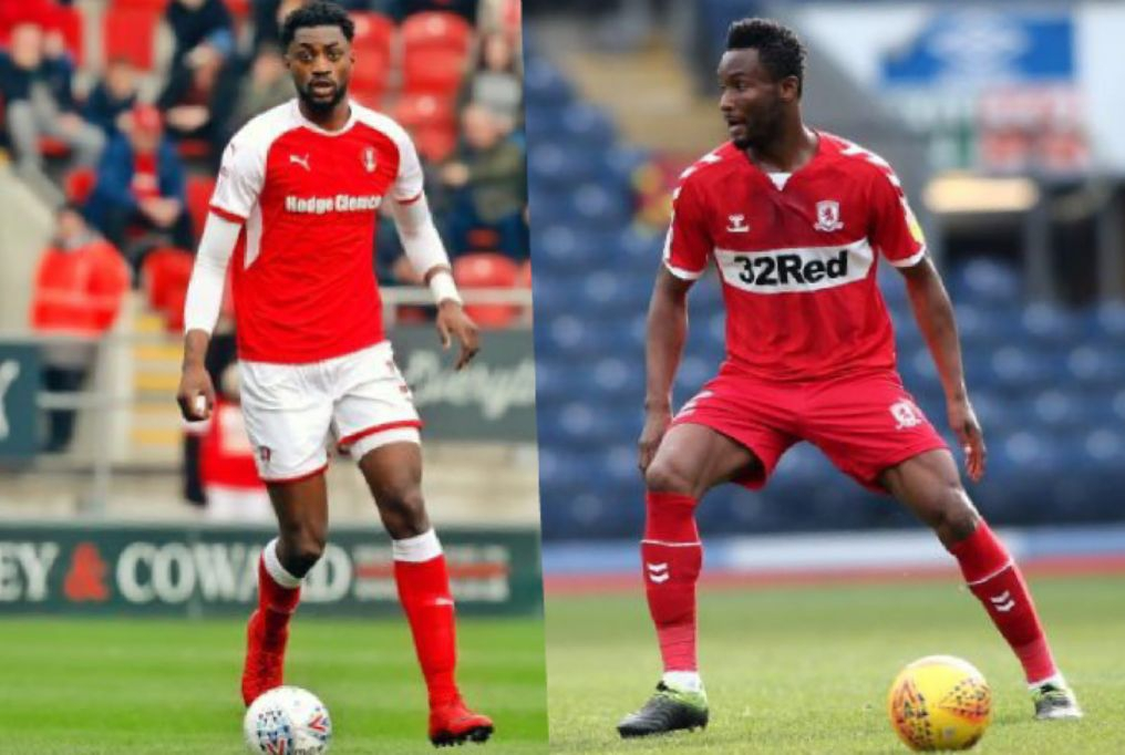 Championship: Mikel, Ajayi Clash As Middlesbrough Seek Promotion Play-off Spot