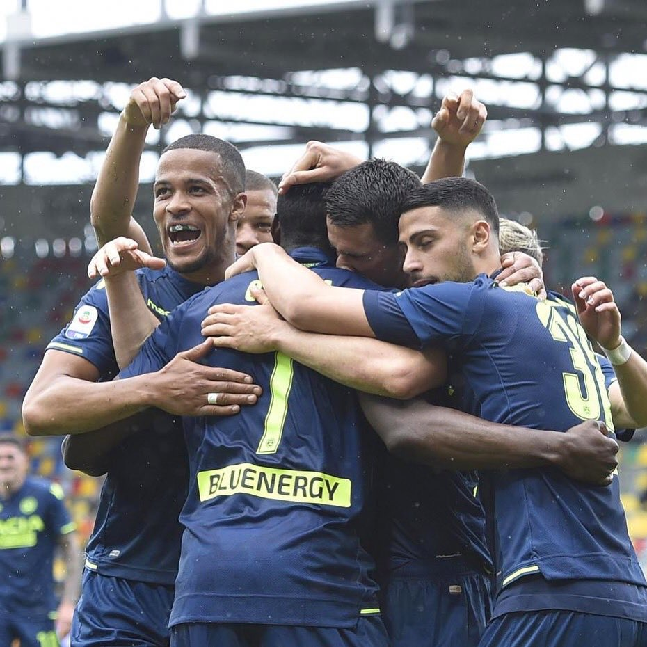 Troost-Ekong Happy To Return In Udinese Win At  Frosinone