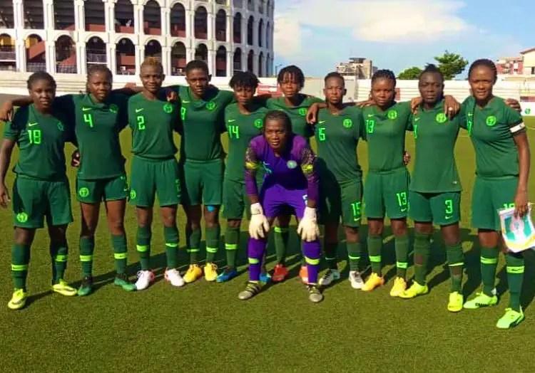 Super Falcons Pip Mali 2-0, Top Women's WAFU Cup Group B; Face Ghana In Semis