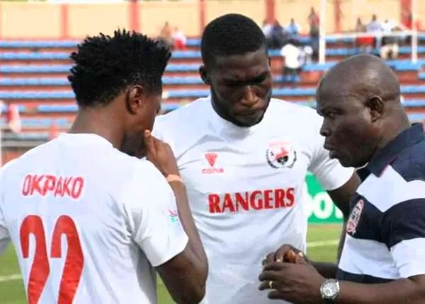Ogunbote Happy To See Rangers Secure NPFL Playoff Spot