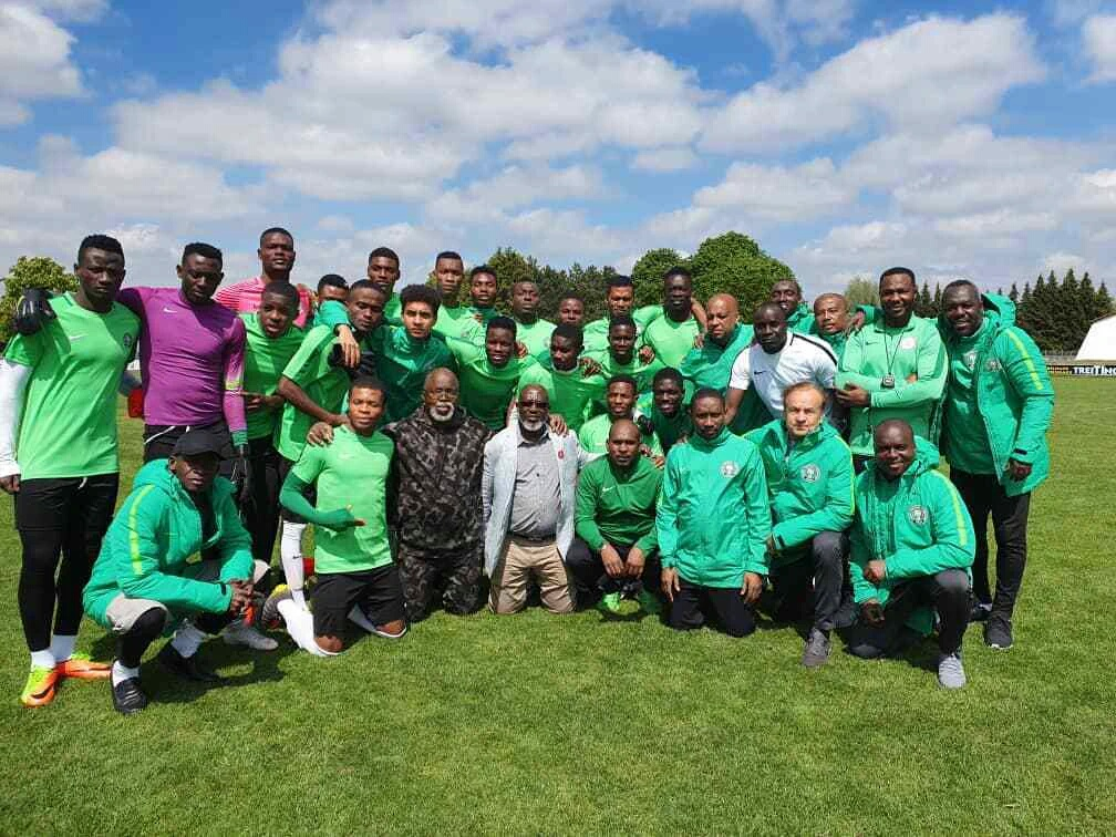 FIFA U20 World Cup: Flying Eagles Arrive Poland in Quest for First Trophy