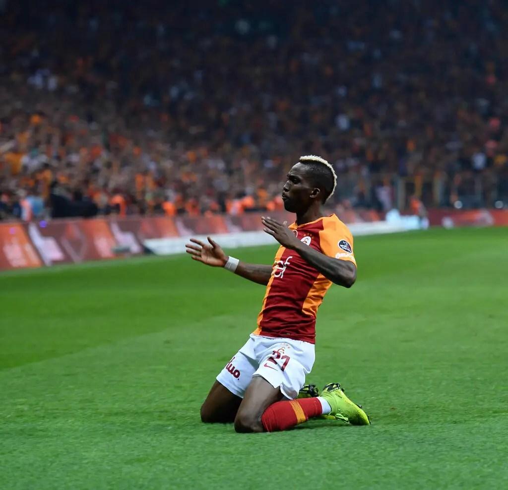 Onyekuru Nets Winner As Galatasaray Beat Istanbul Basaksehir To Win Turkish League Title