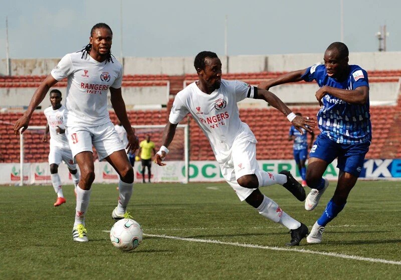 NPFL: Rangers Pip Rivers United To Retain Group A Top Spot;  Pillars Secure Playoff Berth