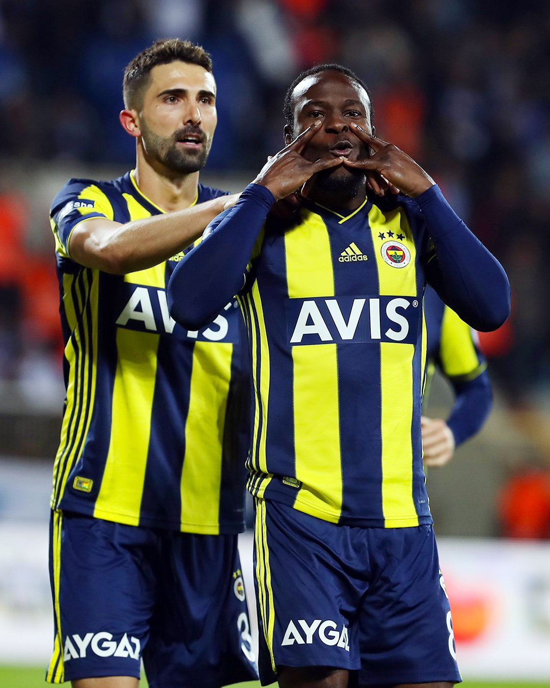Moses Happy 'Football Reasons' For Joining Fenerbahce Paying Off