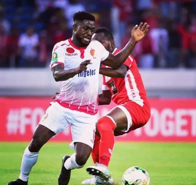 Babatunde Dreams CAFCL Glory As Wydad Host Esperance In 1st Leg Final