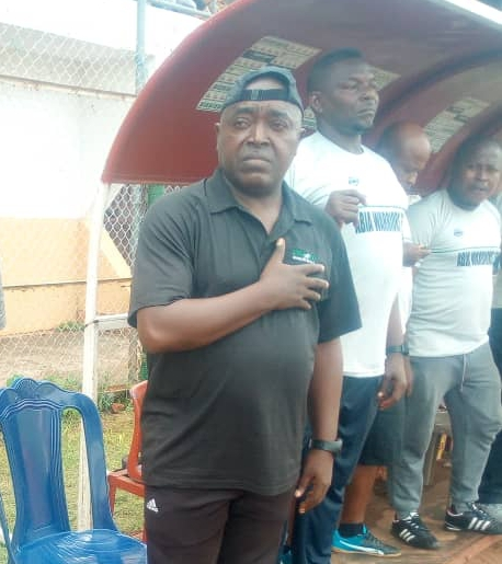 Abia Warriors Coach Deutsch Relishes Escape From Relegation