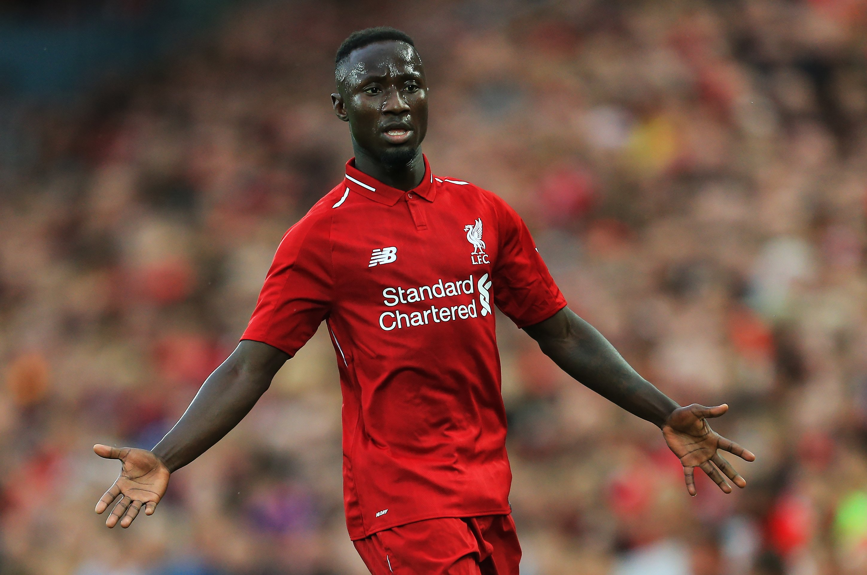 Guinea's Keita To Miss Liverpool – Spurs UCL Final Clash Over Injury